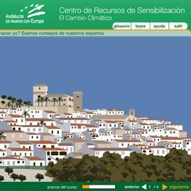 Centro de Recursos de Sensibilización  de la  Junta de Andalucía