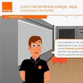 Curso Herramientas Orange
