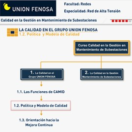 Curso Mantenimiento de Subestaciones de Unión Fenosa