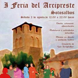 Cartelería Feria del Arcipreste