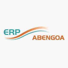 Logotipo ERP Abengoa