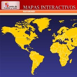 Mapas Interactivos Junta de Castilla y León