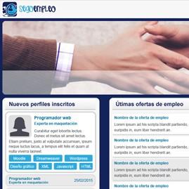 Propuesta diseño portal de empleo